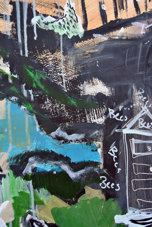 A Place Once Called Frogtown (detail)