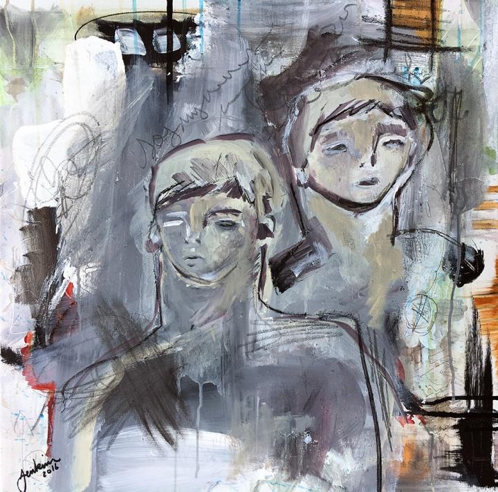 A Gray Portrait #2