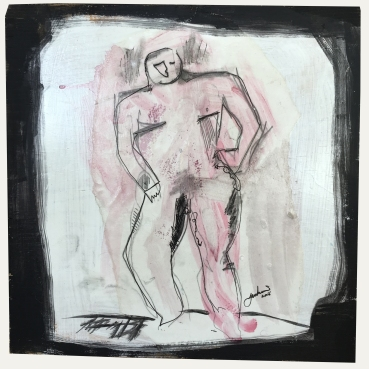 A Man In The Nude