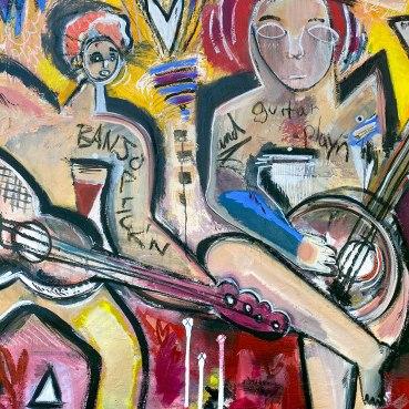 Banjo Pickin' & Guitar Playin'